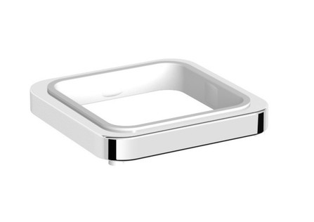 Van Marcke Collection - Zelo - support simple à poser pr gobelet/distr. de savon