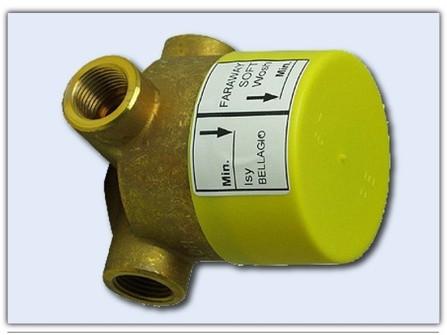 Zucchetti - inbouwdeel R99613 - douche - 1-greeps