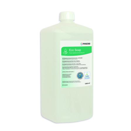 Miscea - savon pour les mains - bouteilles