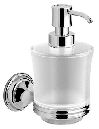 Van Marcke Origine - Orla - distributeur de savon - verre