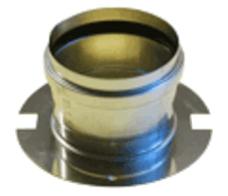 Rinnai - Drysoft - Adaptateur en inox
