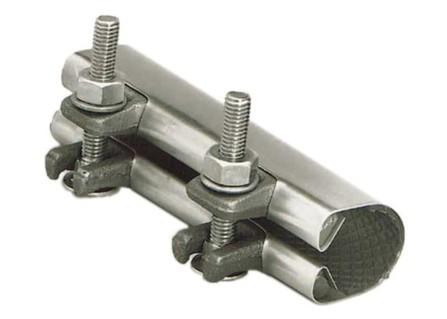 Georg Fischer - Multi Clamp Snap - collier de réparation en inox