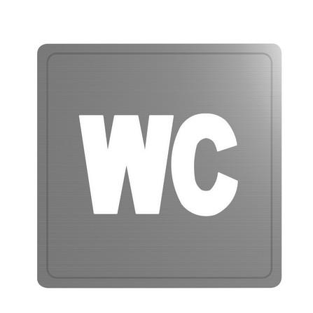 Delabie - pictogram 'WC'
