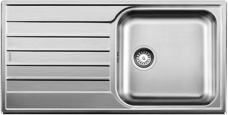Blanco - LIVIT - Livit XL 6 S - 1 bassin 1000x500
