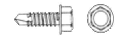 BOHRSCHRAUB 6KT VZ 4.8X32/100