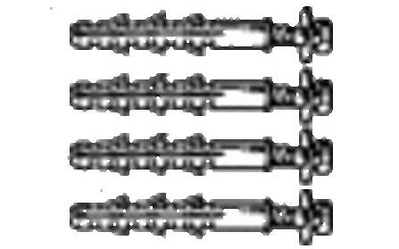 WALR SET TIRE-FOND 4P 8X70MM