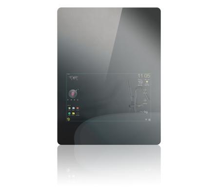 """Mues-Tec - touchscreen - 60x80cm - écran 21,6""""/55cm"""
