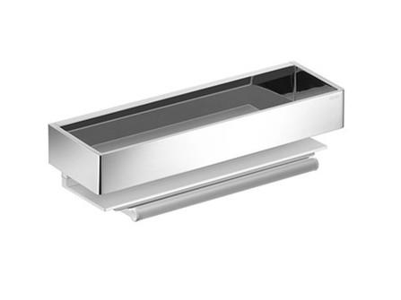 Keuco - Edition 11 - panier de douche - avec raclette intégrée