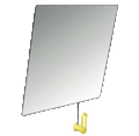 Hewi - 801.0 - miroir inclinable