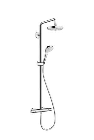 Hansgrohe - Croma Select - S 180 Showerpipe - EcoSmart