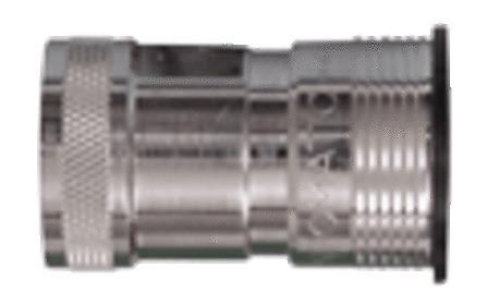 Neoperl - raccord rapide chromé - fermeture automatique