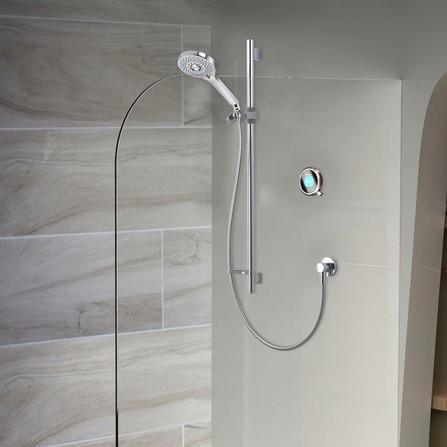 Aqualisa - Q - thermostat à encastrer pour douche - 1 sortie