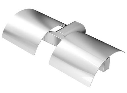 Geesa - Wynk - porte-papier - avec couvercle - double