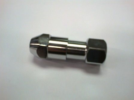 ALT CLAPET B 3/8FX10 MM CHR