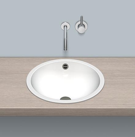 Alape - EB - lavabo à encastrer - D45 cm - sans trou robinet