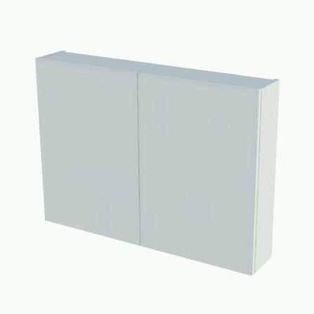 Van Marcke Intro - Tempus - armoire de toilette - 90 cm - 2 portes
