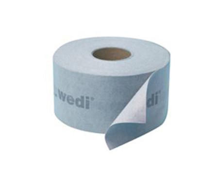 Wedi - Afdichtingsband - vliesversterkt