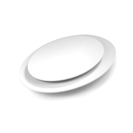 Decotivo - bouche plafonnier - ronde
