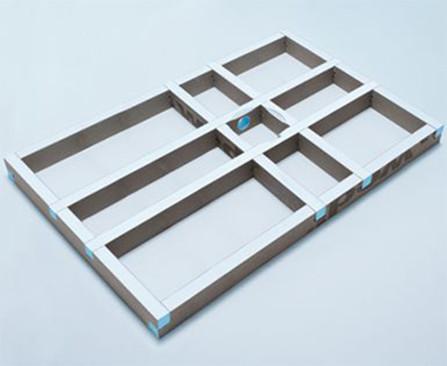 Wedi - Fundoprimo - Fundo Primo Easy Set - rectangulaire