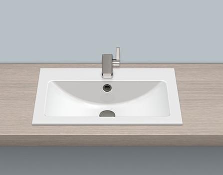 Alape - EB - lavabo à encastrer - 58.5x40.5 cm