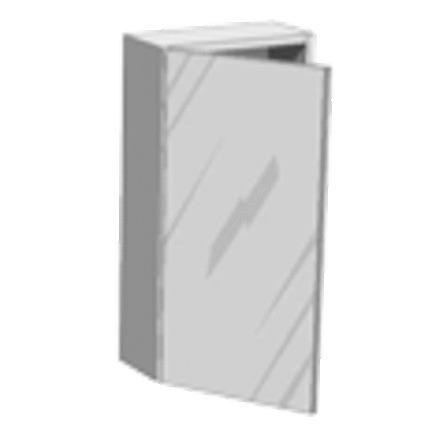 Van Marcke Origine - Simie - Spiegelkast 35 - 1 deur links