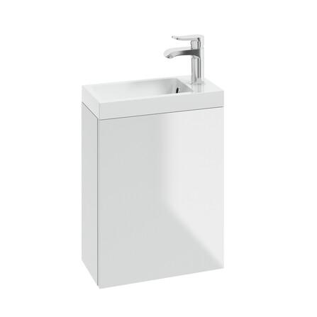 Van Marcke - AURORA / ALBA - handwasbakje - hoogglans wit