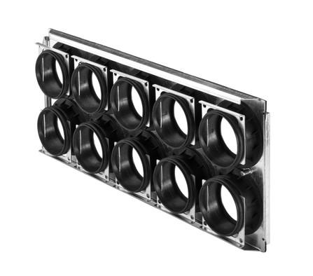 Zehnder - ComfoWell - montageplaat - CW-M 520
