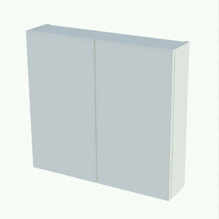 Van Marcke Intro - Tempus - armoire de toilette - 70 cm - 2 portes