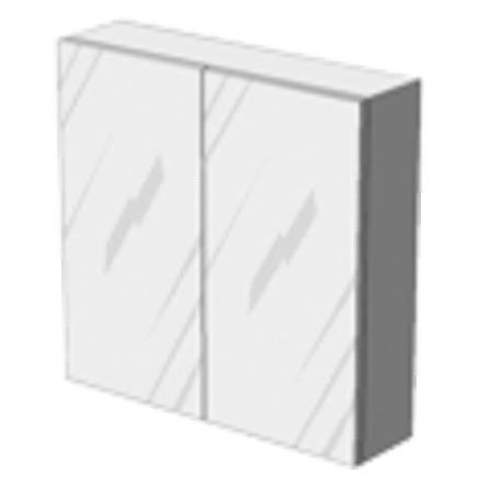 Van Marcke Origine - Simie - Armoire de toilette 70 - 2 portes