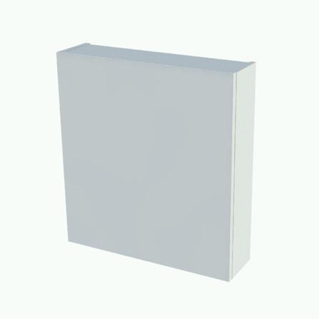 Van Marcke Intro - Tempus - armoire de toilette - 60 cm - 1 porte