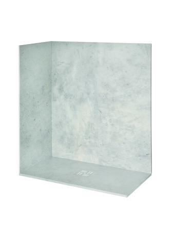 Van Marcke - Decor Wall - wanden - hoogte 2650 mm - beton