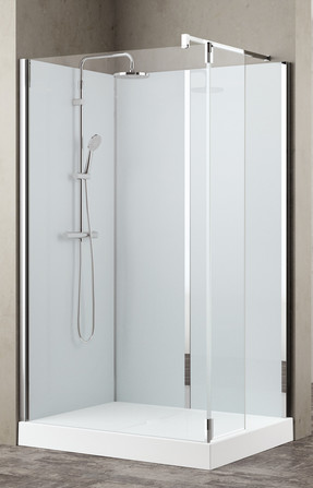 Van Marcke Collection - Vidrio Walk-Inn - 120x80cm