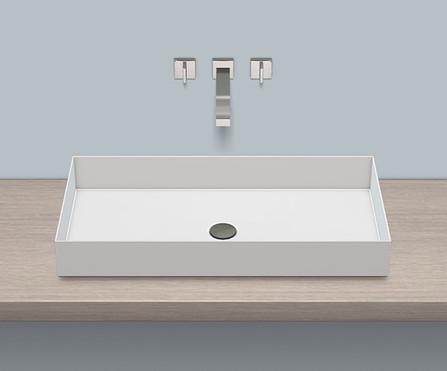 Alape - lavabo à poser - 75x37.5 cm