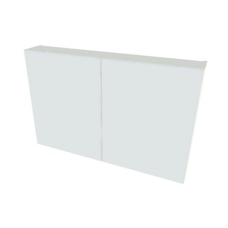 Van Marcke Origine - Nebulo - armoire toilette 100 - 2 portes