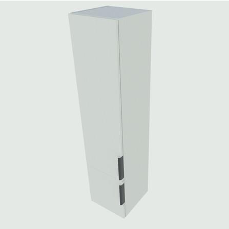 Van Marcke Origine - Novo Uno - colonne mi-haute - 2 portes droite