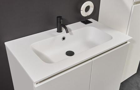 Detremmerie - Project - lavabo - 80cm - 1 bassin