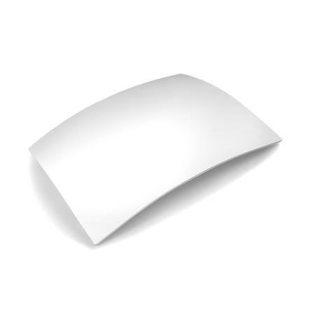 Decotivo - bouche plafonnier ou murale - carrée