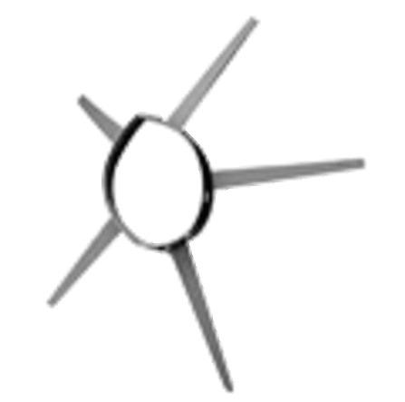 Muelink & Grol - étoile de centrage 80 + 100
