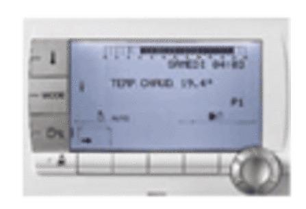 De Dietrich - AD284 comm. à distance radio CDR 4 (s/émetteur radio) GT 220/2200