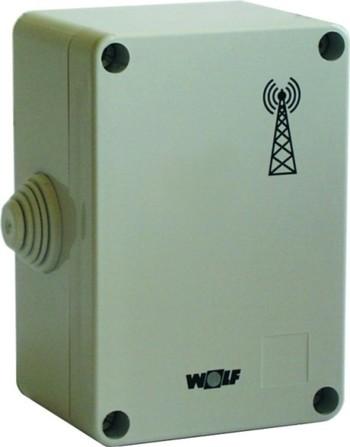 Wolf - WRS - WRS Récepteur radiofréquence