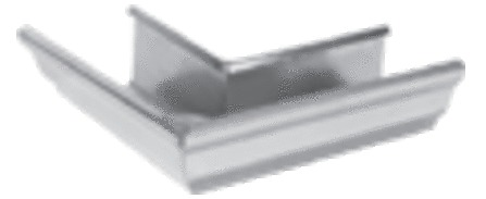 Umicore - Pluline - 333 moulurée, angle externe