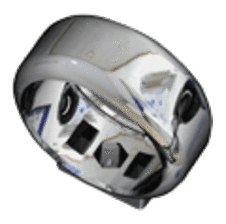 Pipelife - Smartline - Colliers - chrome