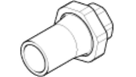 Elofit - Raccord union 3-pièces