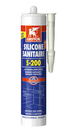 Griffon - S-200 - Silicone Sealant S-200