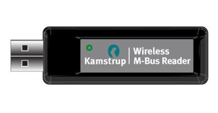 Kamstrup - WMBUS-READER