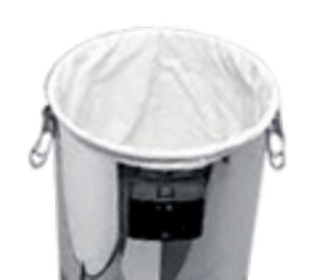 Wirbel - filtre en nylon - protection filtre coton - pour aspirateurs 980/AS59
