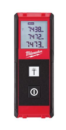 Milwaukee - LDM 30 - LDM30 laserafstandsmeter