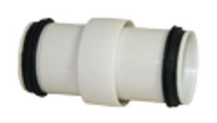 Pipelife - Smartline - dubbel koppelstuk