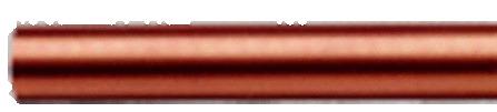 KUPFERROHR NF HLBHART 12X1 L5M