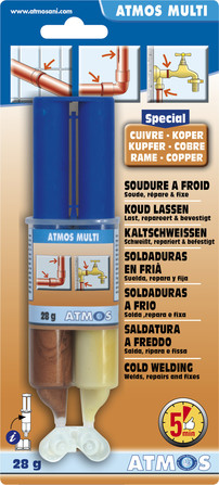 Atmos - Koper - cuivre liquide